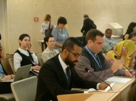 HRC35 Item 3 Intervention: Kuwait's continued use of the kafala system