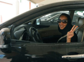 Manal al-Sharif and the Struggle of WHRDs in Saudi