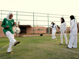 Saudi Girls Can Attend Gym Class, but Guardianship Still Lurks