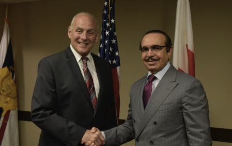 US Must Maintain Restrictions, Push for Reforms Following Bahrain Interior Minister Visit