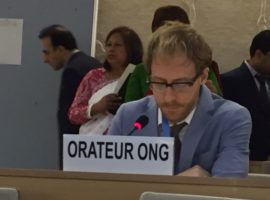 HRC36 Saudi Oral Intervention: Item 3 Intervention with SR on Unilateral Coercive Measures