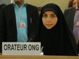 HRC38 Item 3 Oral Intervention:  Restrictions on Free Expression in Bahrain
