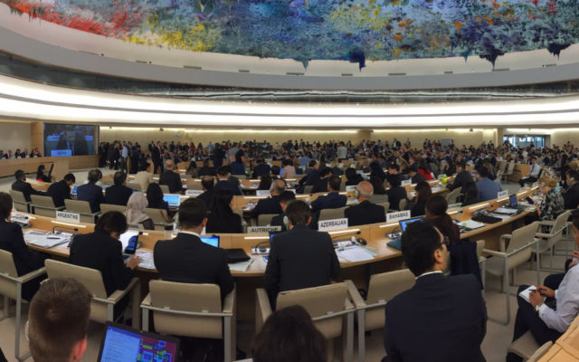 An Overview of ADHRB Engagement at the 36th Session of the UN Human Rights Council