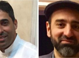 Saudi activists Essam Koshak and Issa al-Nukheifi await results of postponed trials