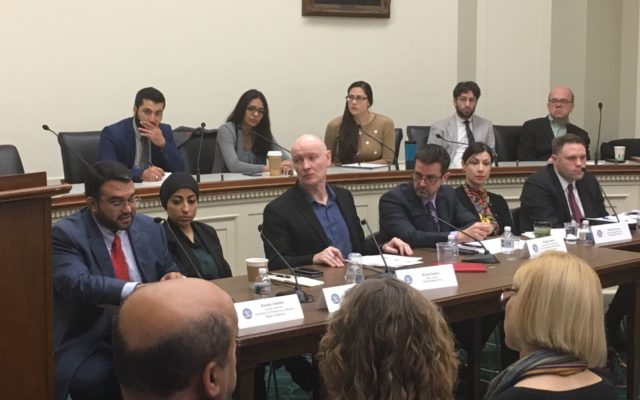 ADHRB at Tom Lantos Human Rights Commission Briefing: Bahrain Seven Years Later