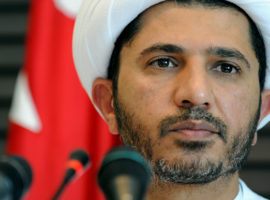 NGOs Call on Bahrain to Drop Charges & Release Opposition Leader Sheikh Ali Salman