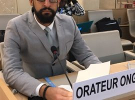 HRC37 Intervention on Bahrain's sectarian discrimination