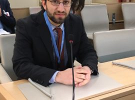 HRC37 Intervention on Saudi Arabia's non-compliance with HRC membership standards
