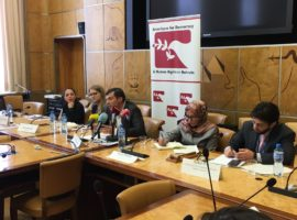 HRC37 Saudi Arabia Side Event: Persecution of Activists in Saudi Arabia