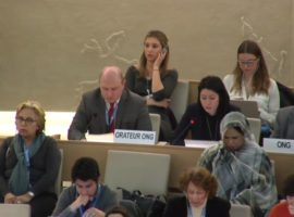 HRC37 Intervention in Response to HC Zeid's Speech on Bahrain