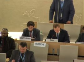 HRC37 Intervention on Saudi Arabia's Systematic Shia Discrimination