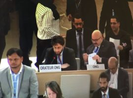 HRC37 Intervention on technical cooperation to Yemen