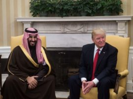 Saudi Arabia's Crown Prince Travels the US Amid Rights Abuses