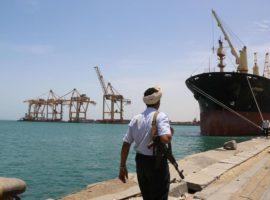 ADHRB Condemns Attack on Yemeni Port, Deepening of Humanitarian Crisis