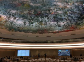 ADHRB at HRC38 Raises Concerns about Women's Rights and Executions in Saudi Arabia