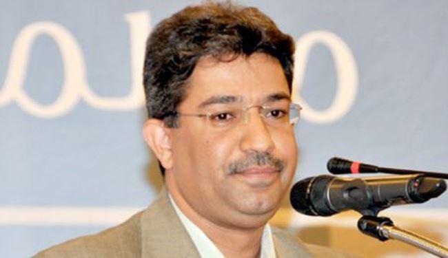 أمين عام التجمع الوحدوي الديمقراطي في البحرين فاضل عباس