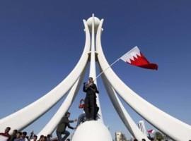 مظاهرة: إعادة بناء دوار اللؤلؤة