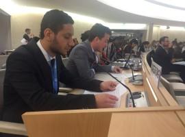 مداخلة في HRC 31: يتعرض الشيعة في البحرين لتمييز ممنهج