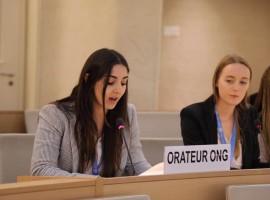 مداخلة في HRC 31: تمييز دول الخليج ضد الأفراد عديمي الجنسية
