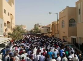 البحرين: تطورات من الأرض.. استمرار الاحتجاجات وتجديد حبس نبيل رجب وتقديم محاكمة حل الوفاق