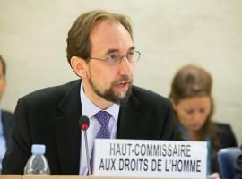 المفوض السامي لحقوق الإنسان التابع للأمم المتحدة ينتقد زيادة قمع البحرين لحقوق الإنسان