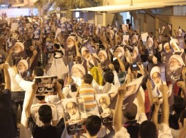بعد مرور 3 أسابيع على إسقاط جنسية الزعيم الروحي للشيعة.. لازال الاعتصام مستمراً والحصار مفروضاً على الدراز