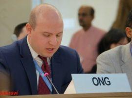 HRC36: مداخلة حول رفض حكومة البحرين توصيات الإستعراض الدوري الشامل
