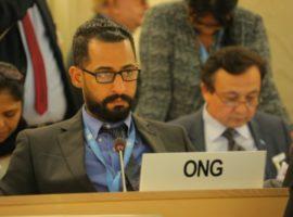 HRC36: مداخلة تحت البند الرابع حول سجن جو وعسكرة البحرين لأنظمة الصحة العامة