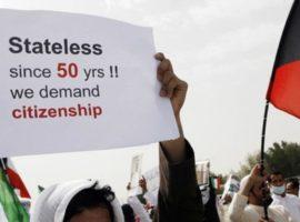 وسط أزمة دول مجلس التعاون الخليجي، الحكومات الخليجية تفشل في معالجة مسألة انعدام الجنسية