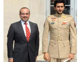 تدعو منظمة ADHRB الولايات المتحدة إلى مراجعة الشيخ ناصر في البحرين وسط تعميق العلاقات الامنية