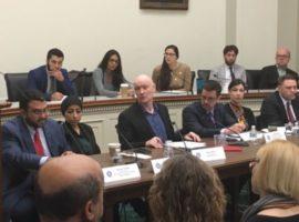 منظمة (ADHRB) في جلسة للجنة توم لانتوس لحقوق الإنسان في الكونغرس الأمريكي: البحرين ما بعد سبع سنوات !!