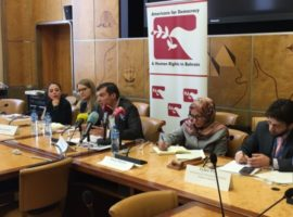 ندوة جانبية ل ADHRB في HRC37 حول اضطهاد الناشطين في السعودية