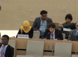 ADHRB في HRC38 تسلط الضوء على الأعمال الانتقامية في السعودية والإمارات ضد ناشطين بسبب تعاونهم مع الأمم المتحدة