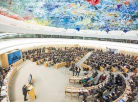 نظرة عامة على مشاركة منظمة ADHRB في الدورة الثامنة والثلاثين لمجلس حقوق الإنسان التابع للأمم المتحدة