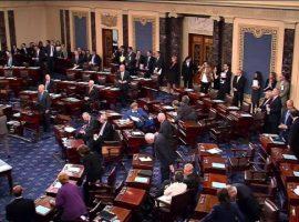 منظمة ADHRB تدين عدم تمرير مجلس الشيوخ الأمريكي لقرار حظر مبيعات الأسلحة للبحرين