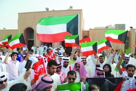 المدافعون عن حقوق الإنسان من فئة البدون في الكويت لم يسلموا من قمع السلطات