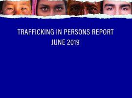 منظمة ADHRB تدين إبقاء البحرين في المستوى الأول في تقرير وزارة الخارجية الأمريكية حول الإتجار بالبشر لعام 2019
