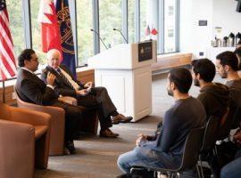 منظمة ADHRB تدعو رئيسة جامعة سوفولك إلى رفض جميع الزيارات المستقبلية من السفير البحريني إلى الولايات المتحدة الشيخ عبد الله بن راشد بن عبد الله آل خليفة