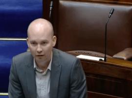 نائب في البرلمان الإيرلندي يسأل رئيس الوزراء إذا كان سيدلي ببيان إدانة بشأن انتهاكات حقوق الإنسان في البحرين ولم يتلق ردّاً واضحاً