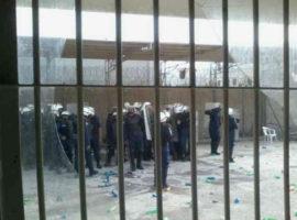 في الذكرى الخامسة للتعذيب الجماعي في 10 مارس السجين السياسي علي الحاجي يعيد سرد الأحداث موجهاً أسئلة عدة للخارجية البريطانية