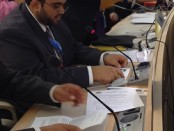 ADHRB Executive Director Engages in Interactive Dialogue on Cultural Rights at HRC28