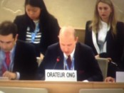 Michael Payne Delivers Item 8 Intervention at HRC28