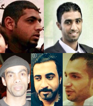 July Champions for Justice: Bahrain's Death Row Prisoners