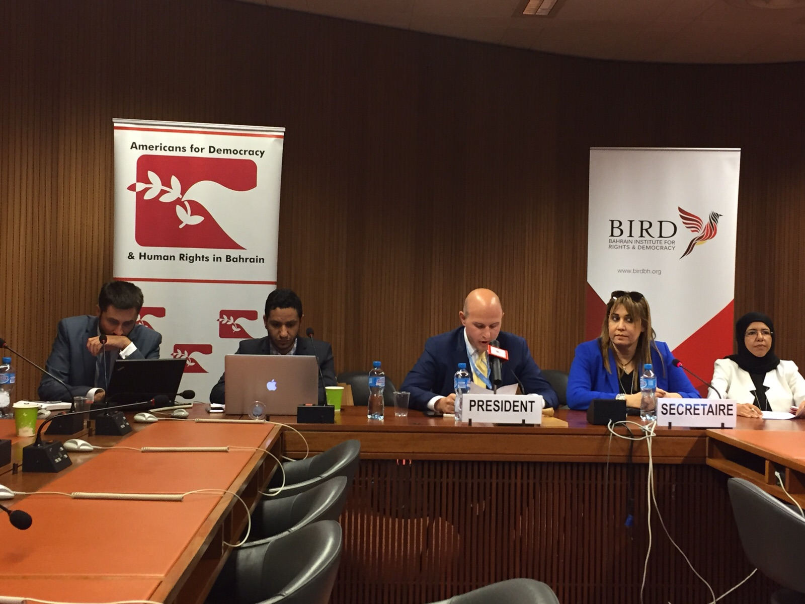 Counter-Resolutionaries: Bahraini Obstinance at the HRC