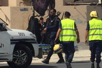 Attacks on Muharram Ceremonies in Bahrain