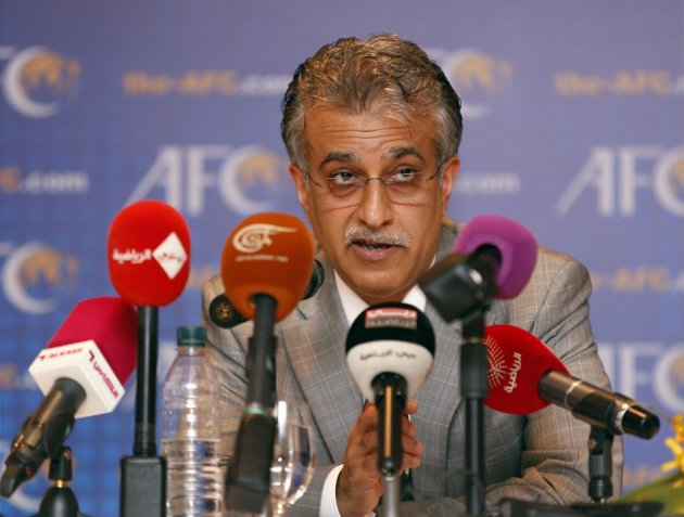ADHRB Raises Concern over Bahrain Candidate for FIFA Presidency