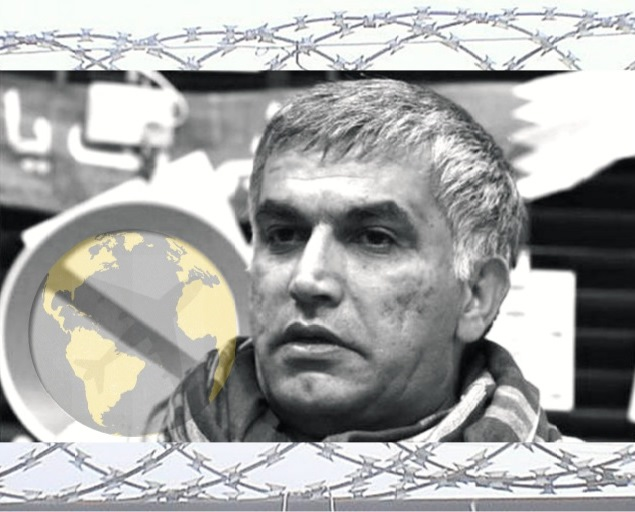 European Parliament urges Bahrain's King to lift Nabeel Rajab's travel ban, drop charges