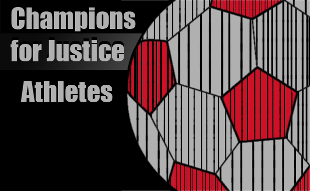 November Champions for Justice: Athletes
