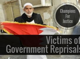 Champions for Justice: Victims of Government Reprisals