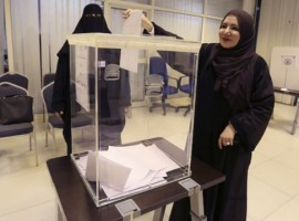 """It Is Our Right"": Saudi Women on the Positives, Pitfalls of Municipal Elections"